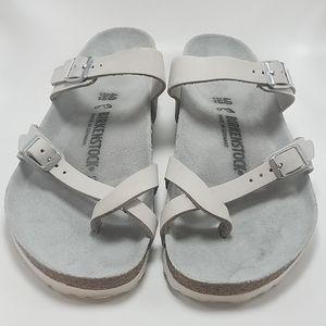 Birkenstock Sandals worn once. Size 40